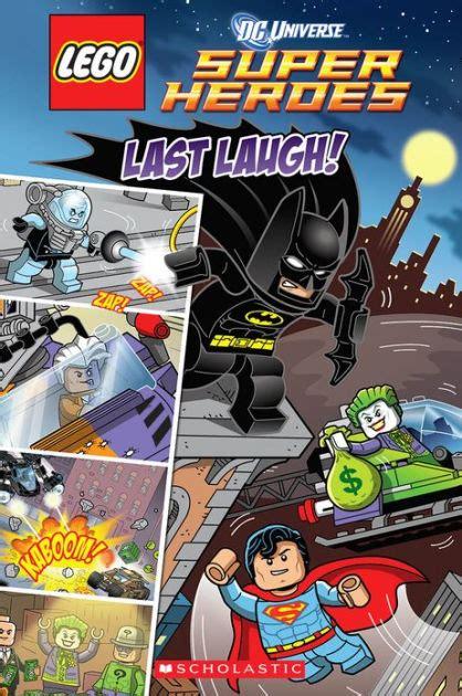 Pdf Lego Dc Superheroes Comic Reader by Last Laugh Lego Dc Heroes Comic Reader By Trey
