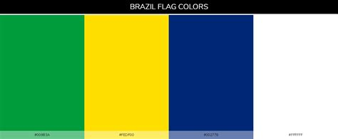 brazil flag colors color schemes of all country flags 187 187 schemecolor