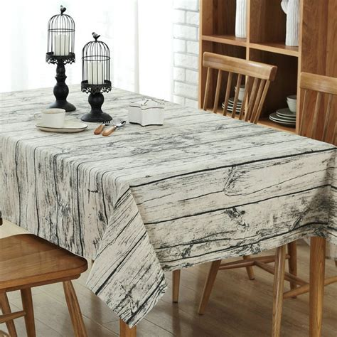 kitchen table cloth country style floral printed table covers kitchen dining