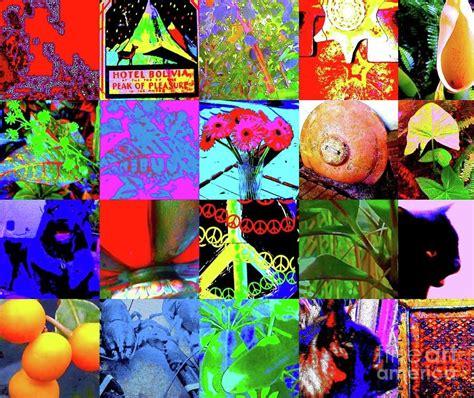 art  nina montage digital art  nina kaye