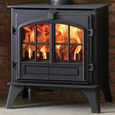Large Wood Burning Fireplaces by Stovax Riva Plus Large Wood Burning Multifuel Stove