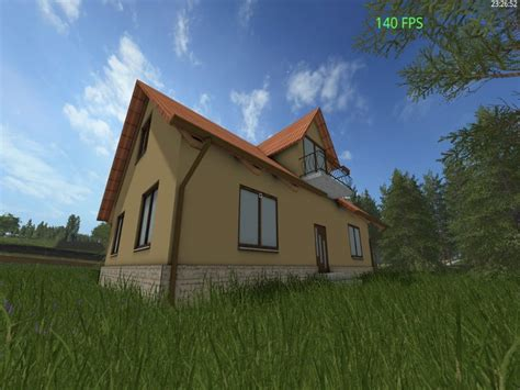 House Of Ls by House By Dbl V 1 0 Ls 2017 Farming Simulator 17 Mod Ls