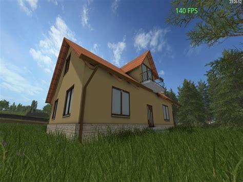 Home Ls by House By Dbl V 1 0 Fs 17 Farming Simulator 2017 Mod Fs