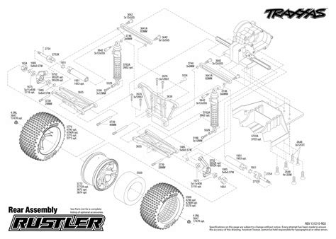 traxxas rustler parts diagram traxxas spare parts finder tates rcworld australia s one