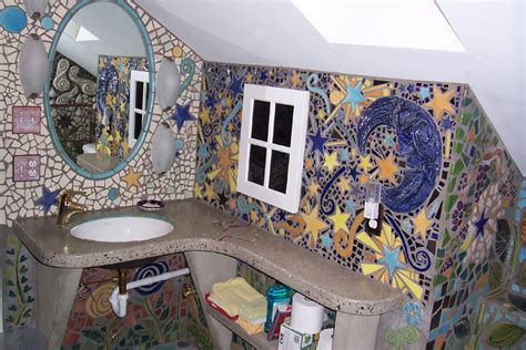 mosaic ideas for bathrooms mosaic designs on mosaic bathroom mosaic