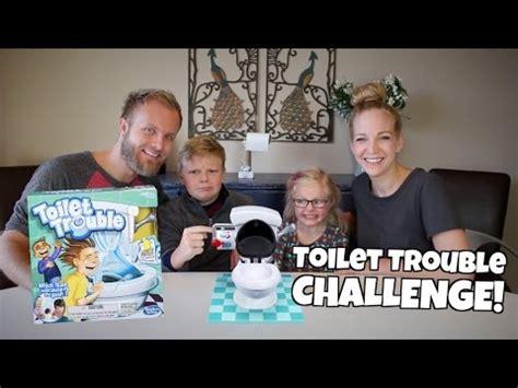 Toilet Trouble Challenge T0310 toilet trouble challenge hasbro ad