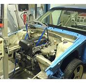 Volvo 480 RWD  Build Threads