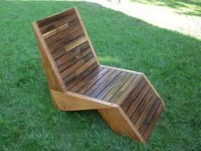 Deck chair lawn chair redwood deck chair by reclaimedredwood 800