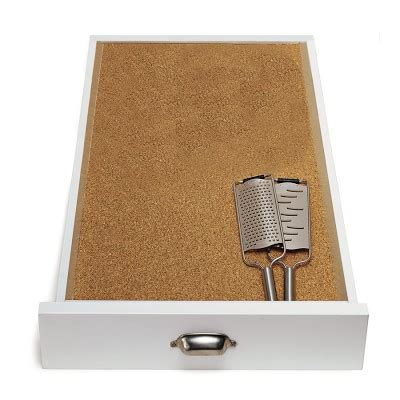 lowes cork drawer liner cork drawer liner williams sonoma