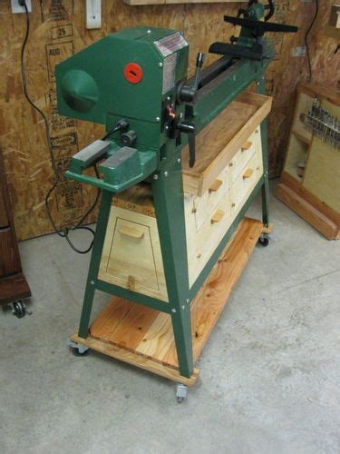 knock  storage    harbor freight lathe