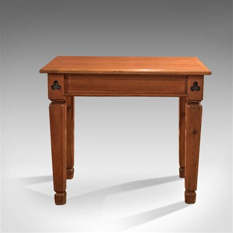 alter table modify antique side table pine alter c 1860