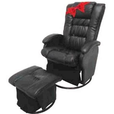faux leather glider recliner with ottoman big lots deal glider recliner with ottoman 199 99