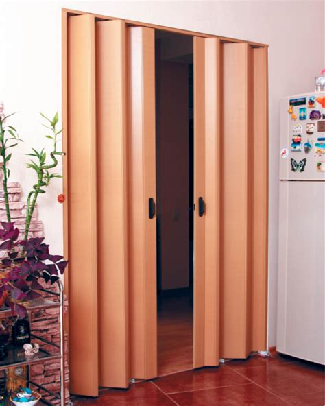 Folding Plastic Doors Interior Modern Pvc Folding Door
