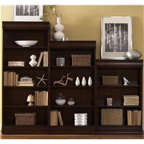 liberty furniture louis office bookcase w 6 shelves
