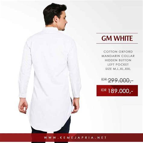 Kaos Baju Polos Pocket White Saku Putih Tangan Pendek Baju Gamis Pria Putih Slim Fit Katun Oxford Kemejapria Net