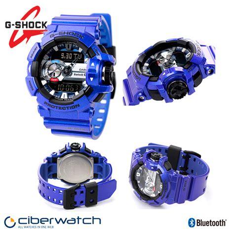 Casio G Shock G Mix Blue Kw reloj casio g shock g mix gba 400 2aer con bluetooth