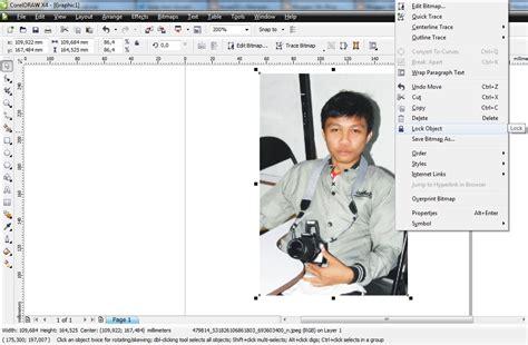 tutorial coreldraw membuat foto menjadi kartun my note membuat foto asli menjadi kartun vector coreldraw