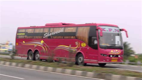 Kpn Travels Sleeper by Kpn Multi Axle Volvo