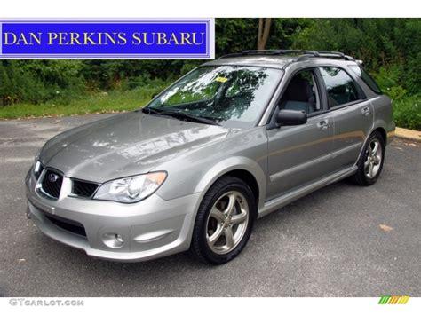 2006 Subaru Impreza Outback Sport by 2006 Steel Gray Metallic Subaru Impreza Outback Sport