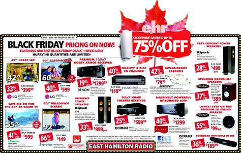 Flyers Sale East Hamilton Radio Black Friday Canada 2014 Flyer Sales