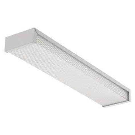 2 Foot T8 Fluorescent Light Fixtures Lithonia Lighting 3324 2 Ft 2 Light Fluorescent T8 Wraplite Light Fixture Nib Ebay