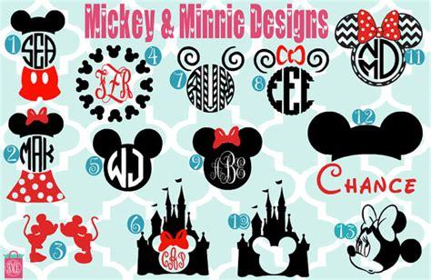 Sweater Logo Mickey Mouse Roffico Cloth mickey minnie monogram shirt monogrammed shirt disney