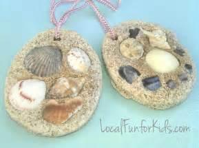 Seashells crafts homemade clay kids crafts seashell crafts beach