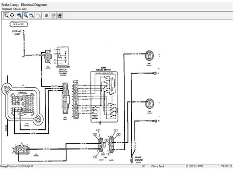 chevy silverado light wiring diagram chevy free