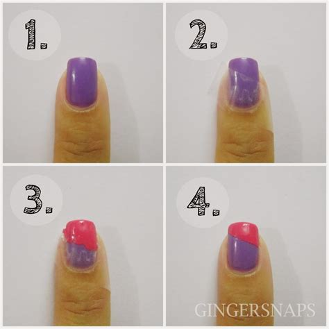 nail design ideas for beginners easy nail designs for beginners step by step