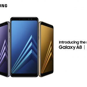 Galaxy A8 Colorful Tempered Glass Gold apiastos gr