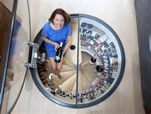Underfloor Wine Cellar - wine upmanship or how the latest status symbol is a 163 40 000 wine cellar buried under your