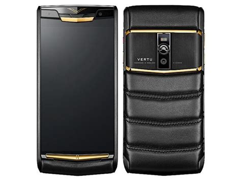 vertu phone cost vertu signature touch price specifications features
