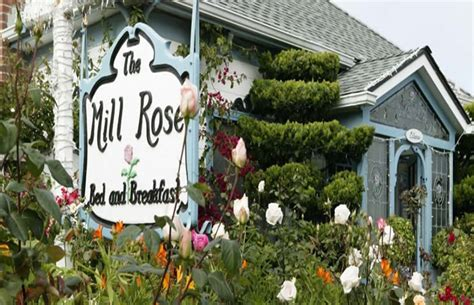 half moon bay bed and breakfast mill rose inn bed and breakfast half moon bay california