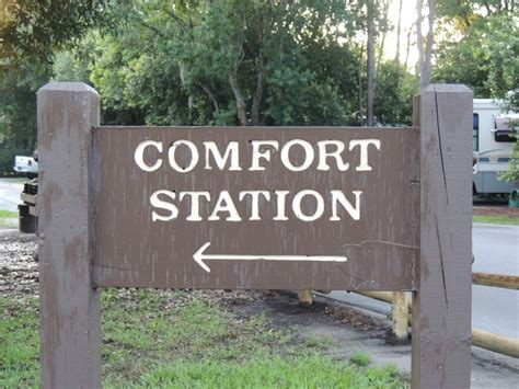 comfort stations fort wilderness comfort station