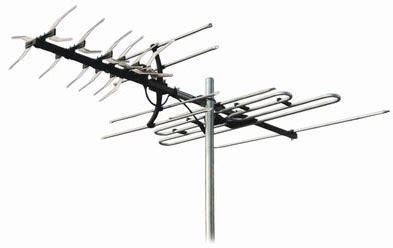 outdoor antenna history of tv antennas