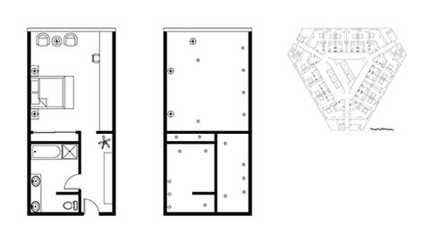 hotel guest room floor plans enso boutique hotel on behance