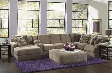 u shaped sofa with chaise modern sectional sofas with chaise leather