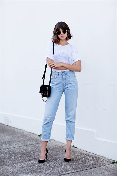 Style Vintage Tees Crop Top Original Design Zara boyfriend and tips on how to wear them just the design