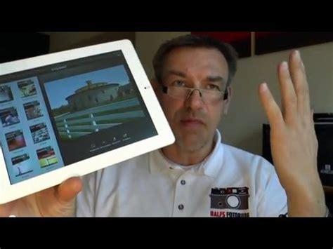 snapseed tutorial for ipad snapseed ipad iphone app tutorial youtube