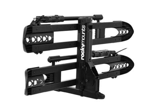 Rocky Racks by Rocky Mounts Splitrail Bike Rack Blister Gear Review Skis Snowboards Mountain Bikes