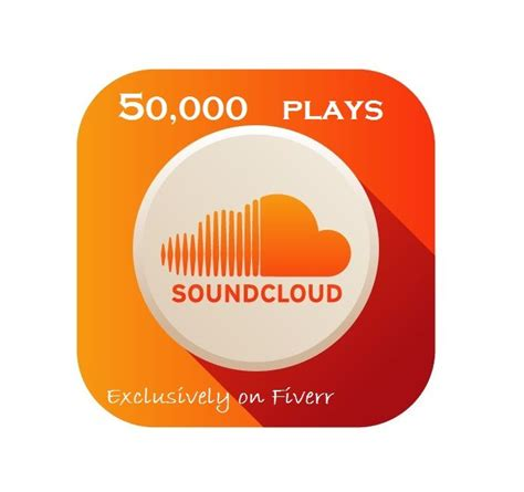 Falconmedia give you 50000 soundcloud plays for 5 on fiverr com