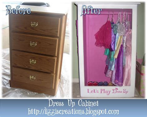 Dress Cabinet Furniture by Lizzi S Creations Furniture Fit For A Princess Upcycled
