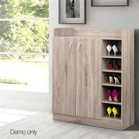 2 door shoe cabinet 2 door shoe cabinet storage cupboard wood the storage