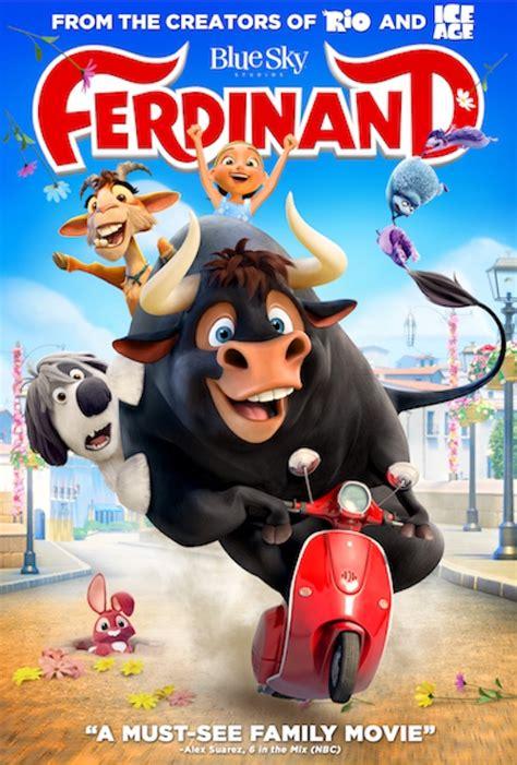 film ferdinand full movie ferdinand fox movies