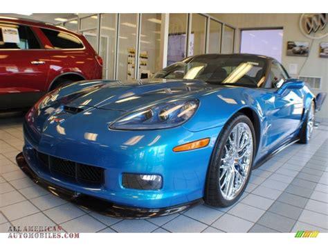 corvette zr1 blue 2009 chevrolet corvette zr1 in jetstream blue metallic