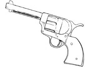 gun coloring pages gun coloring pages bestofcoloring