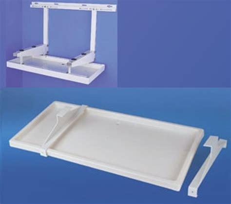 bac 224 condensats pvc pour climatiseur dimensions lxhxp