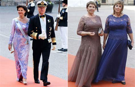 imagenes bodas reales boda real de suecia llegada de invitados a la boda real