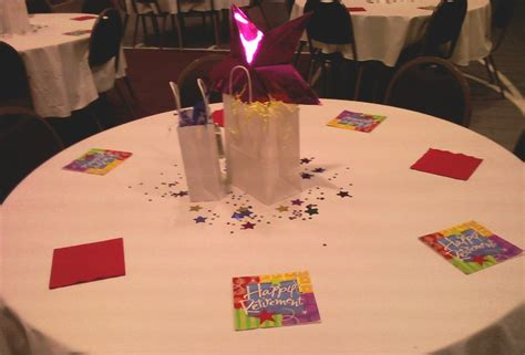 Teacher Retirement Party Ideas Pictures Retirement Centerpiece Ideas