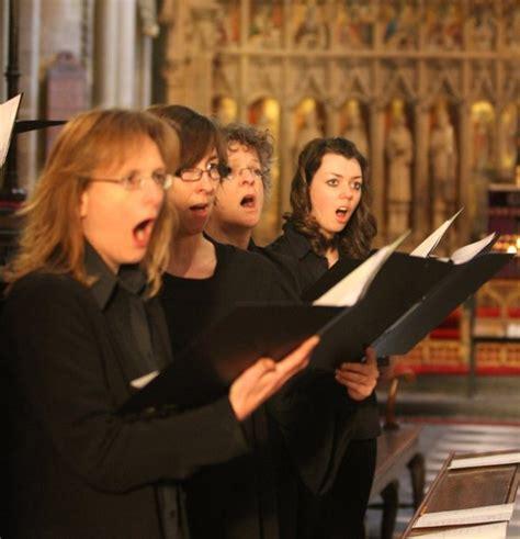 Wedding Singer Song List by The York Wedding Singers Choir Singers